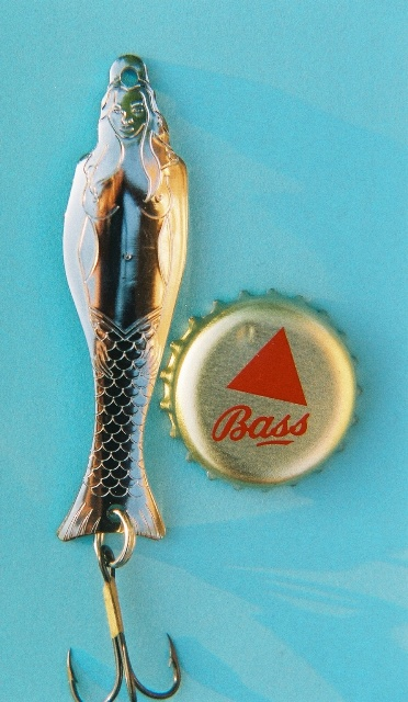 Bass Beer, bass, Venus Royal Fish Lure Company